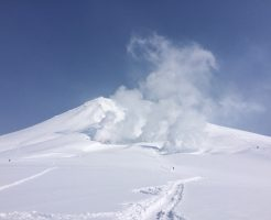 大雪山の絶景
