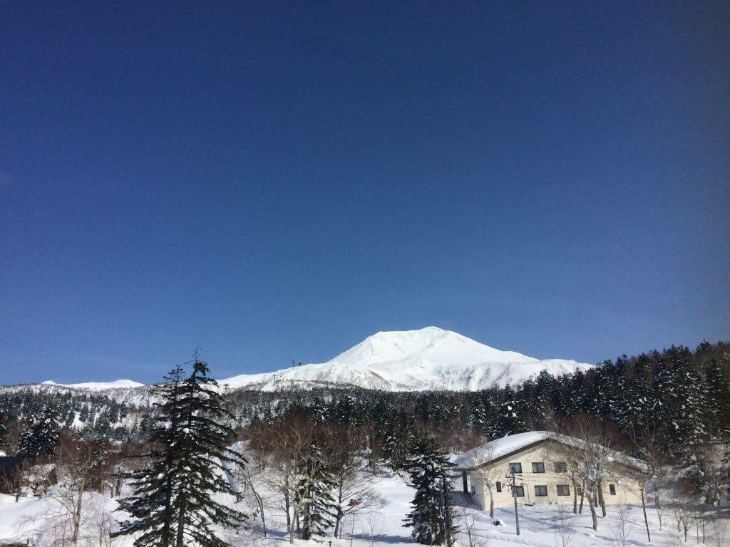 大雪山遠望