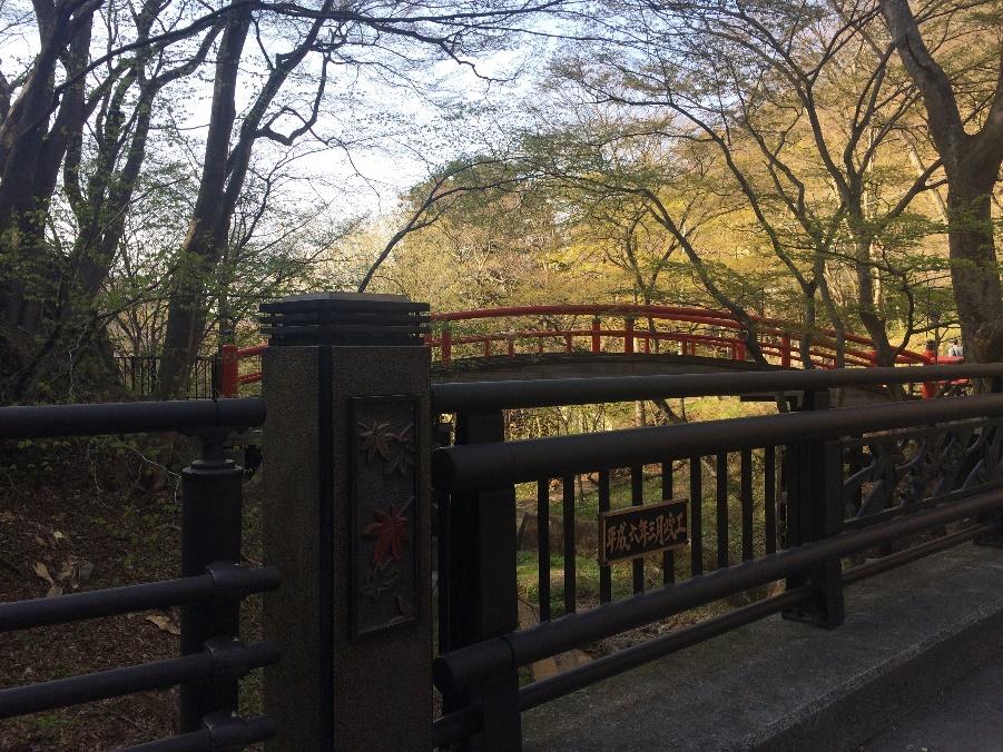 石段街河鹿橋