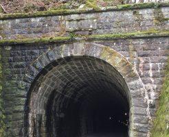 旧天城トンネル出口