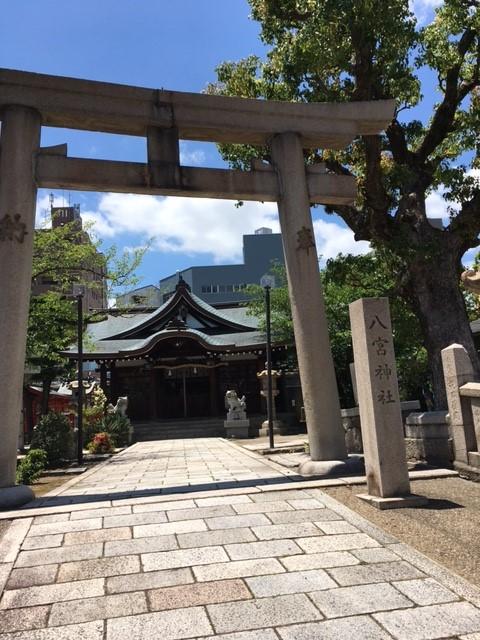 神戸六宮・八宮神社