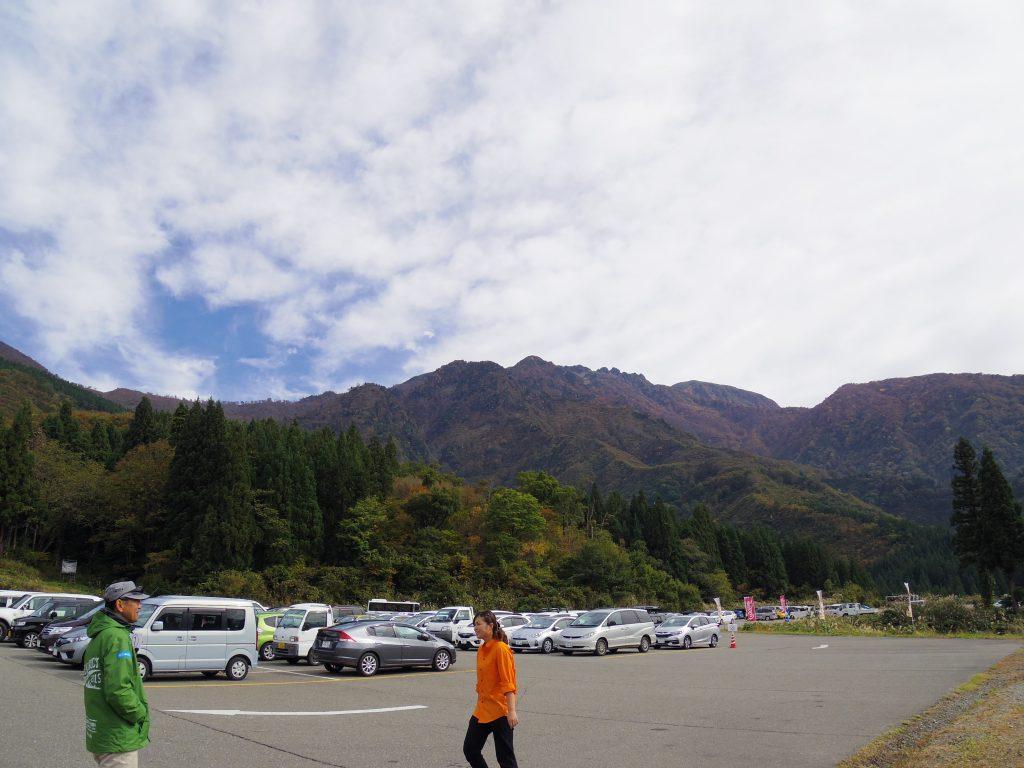 八海山駐車場その2