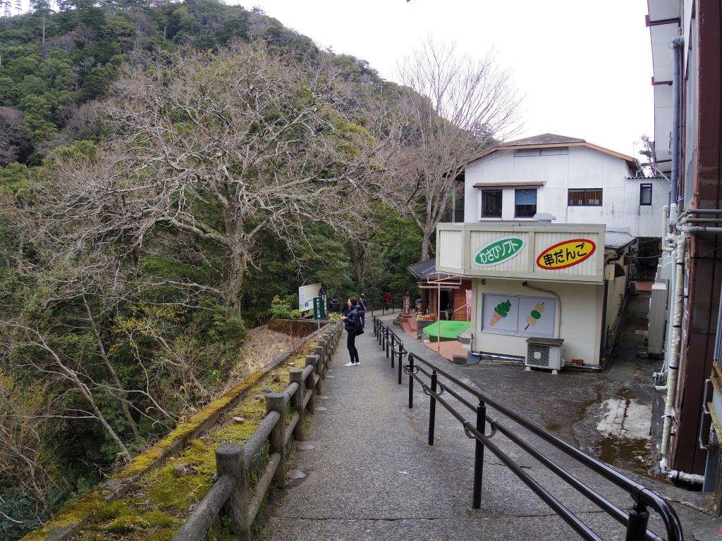 浄蓮の滝その1