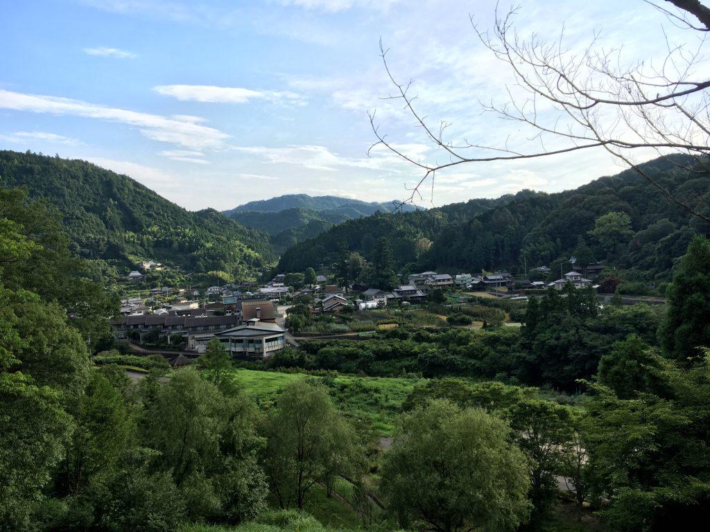 神山町の里