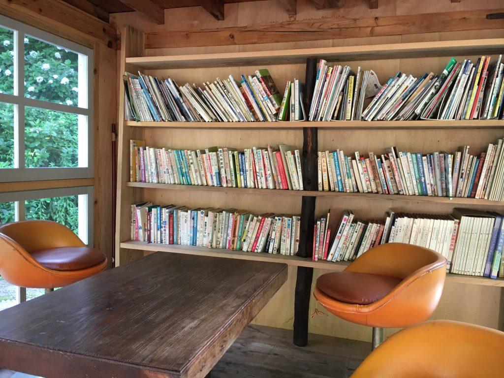 川の図書館その2