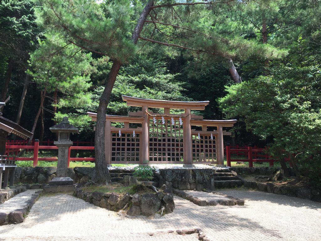 桧原神社その1