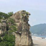 獅子岩アップ