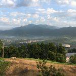熊野倶楽部からの風景