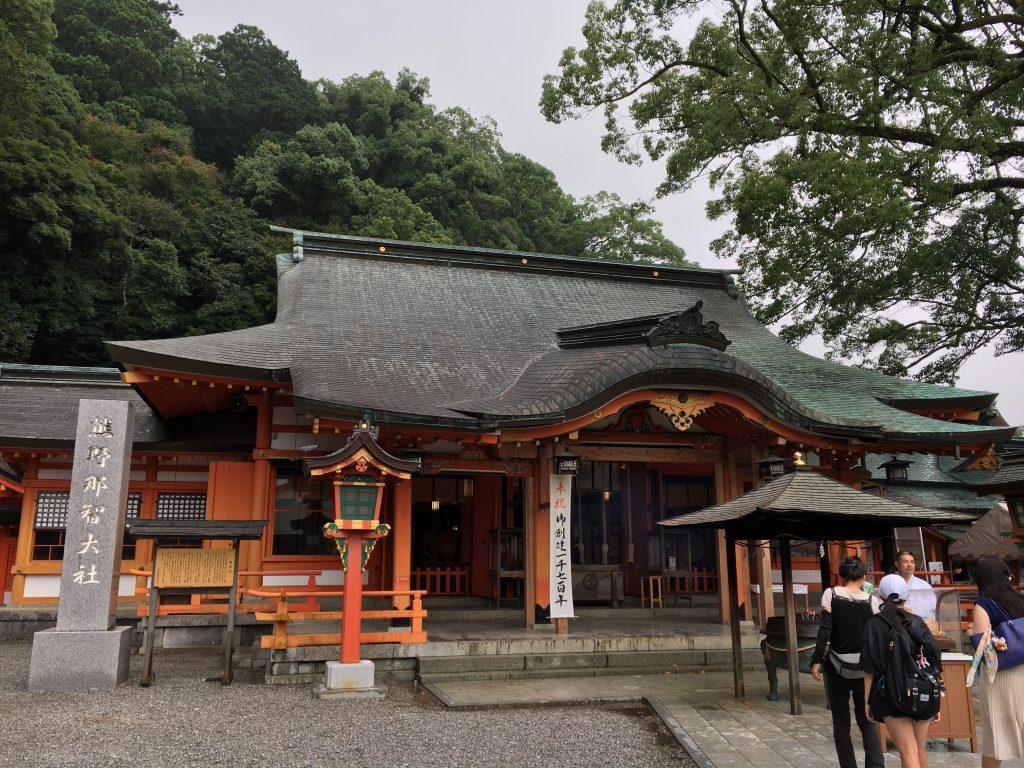 熊野那智大社本殿