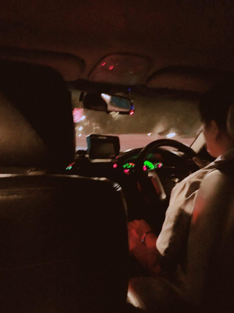 シンガポールのタクシー