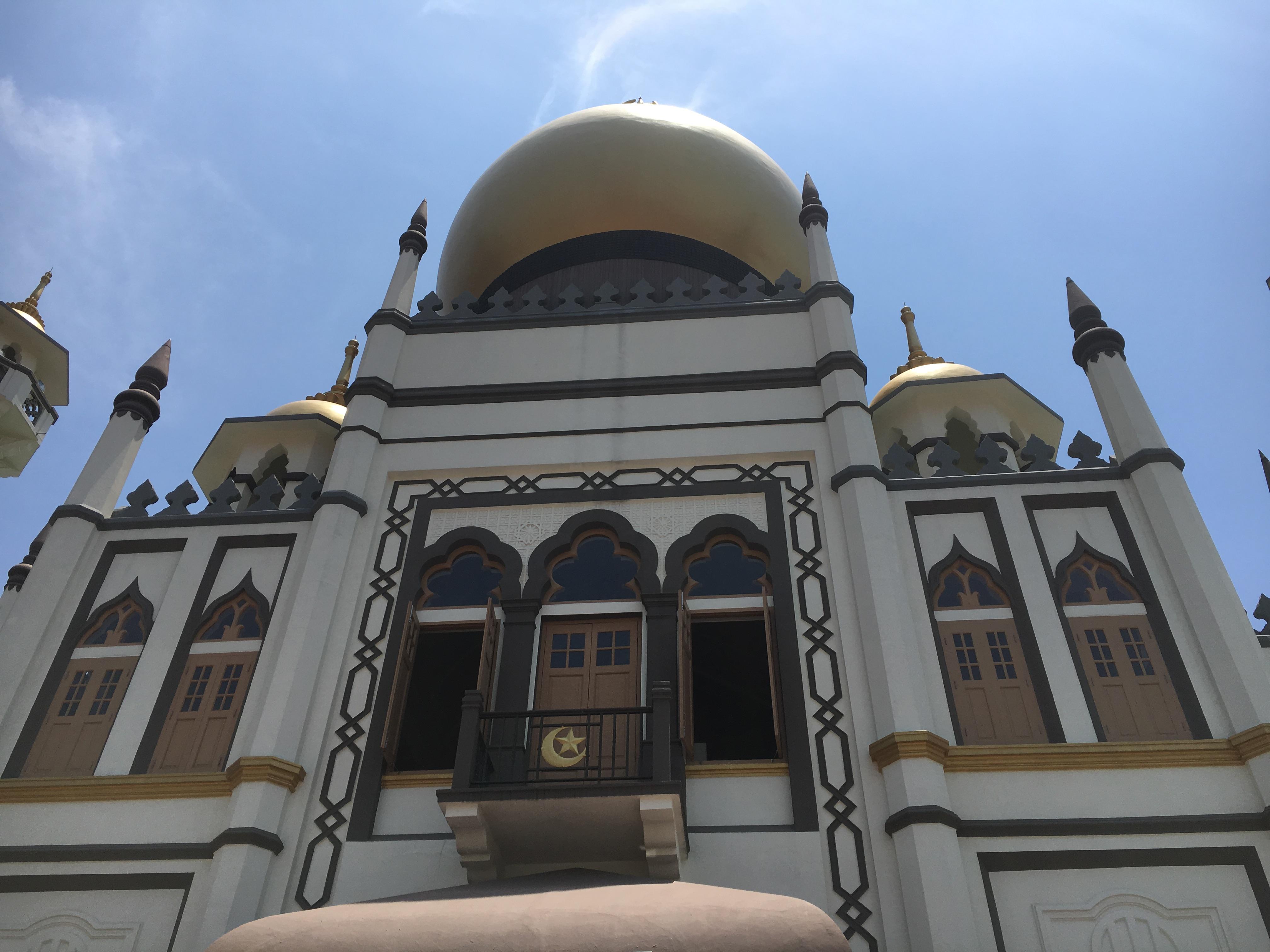 サルタン・モスク
