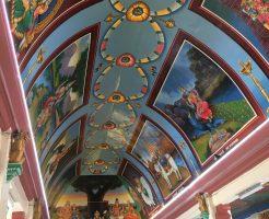 天上の壁画