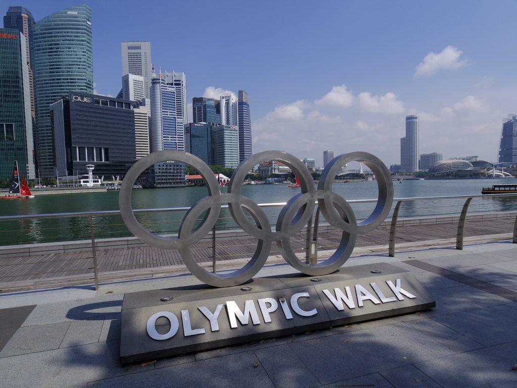 オリンピック五輪