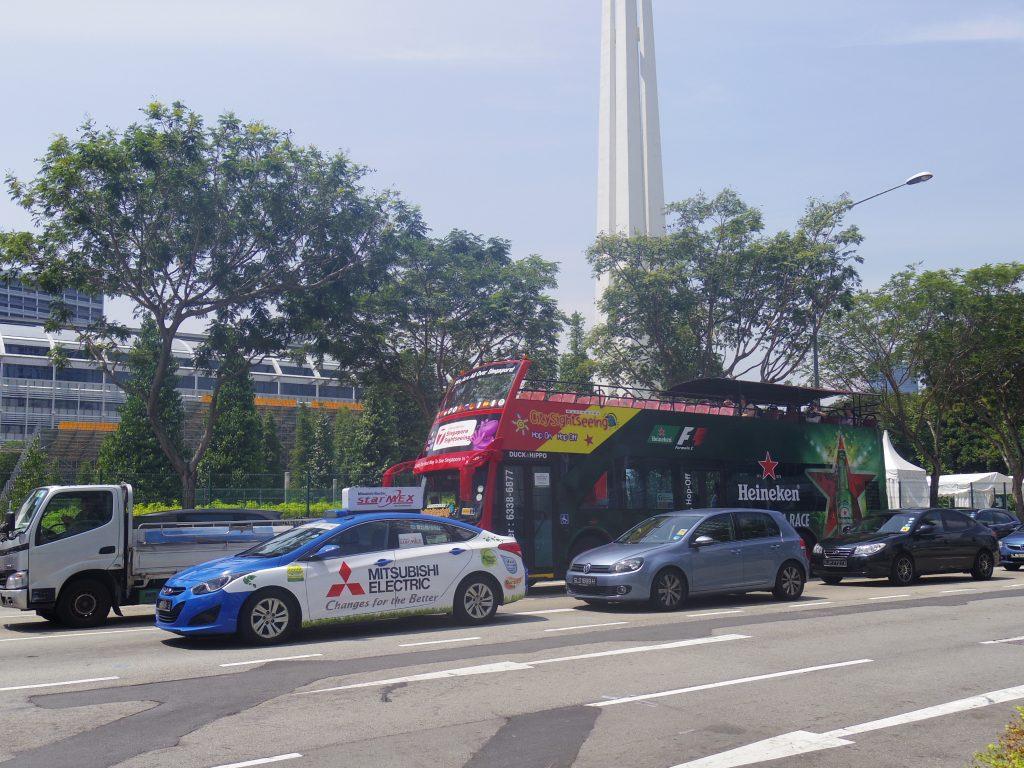 バスとタクシー