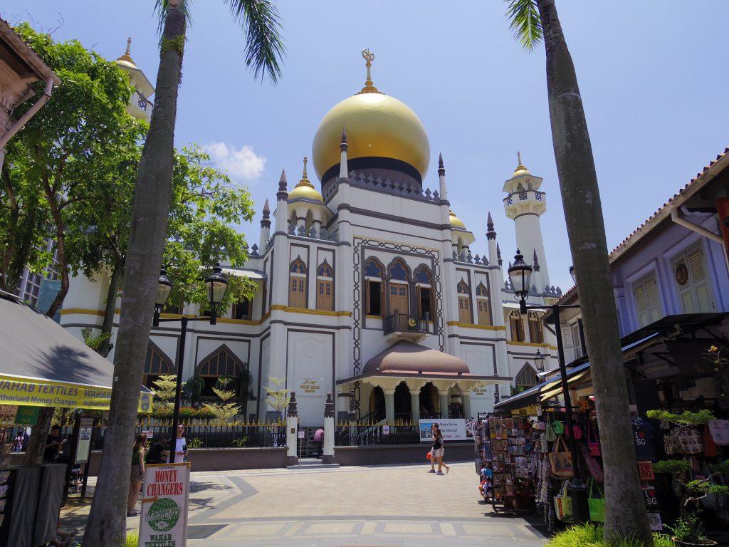 サルタン・モスクその3