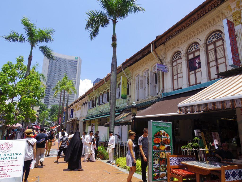 アラブ・ストリートその2