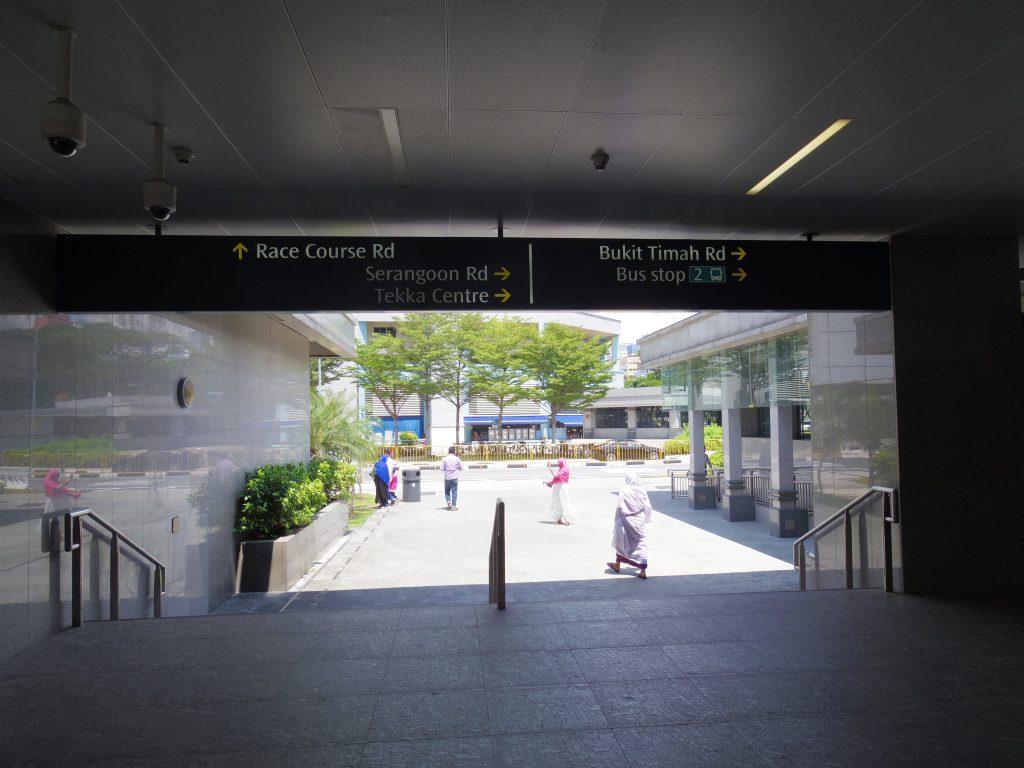 リトルインディア駅