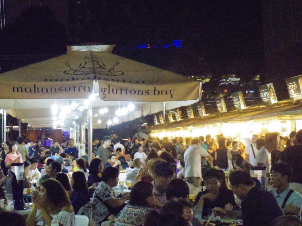 シンガポール屋台