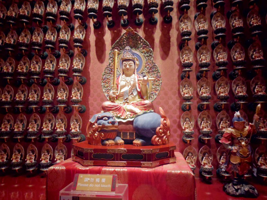 たくさんの仏像その2