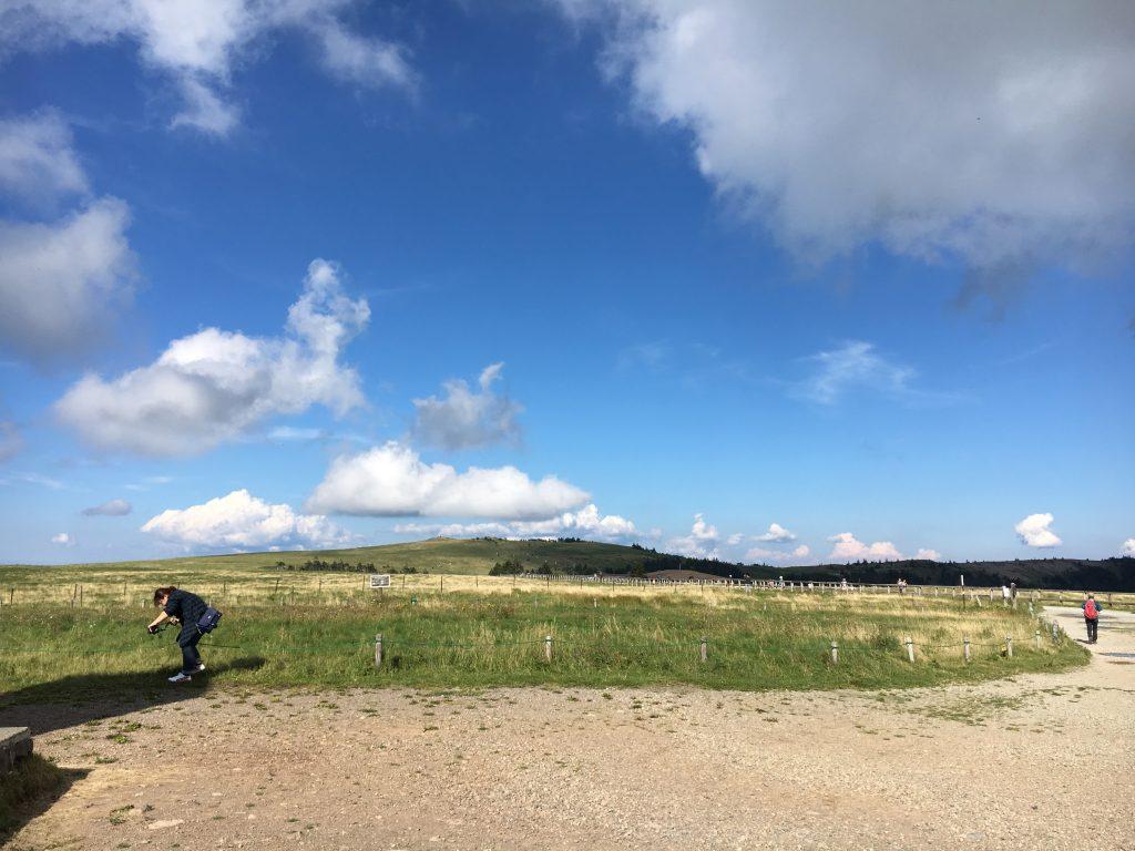 美ヶ原の高原
