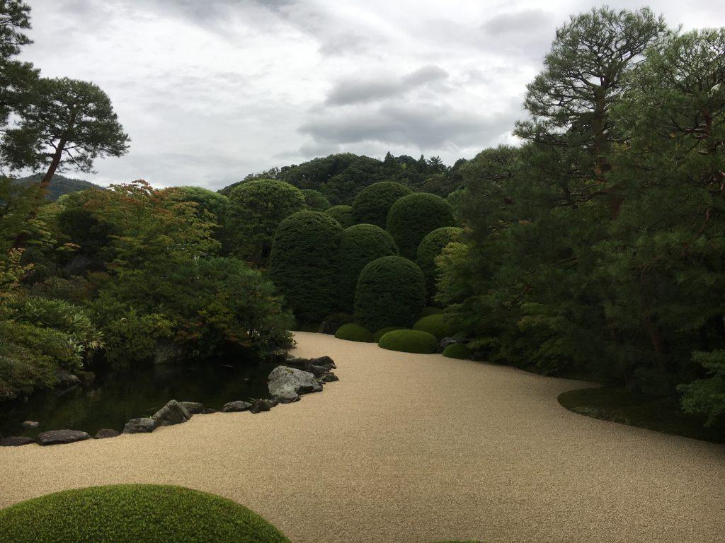 庭園その1