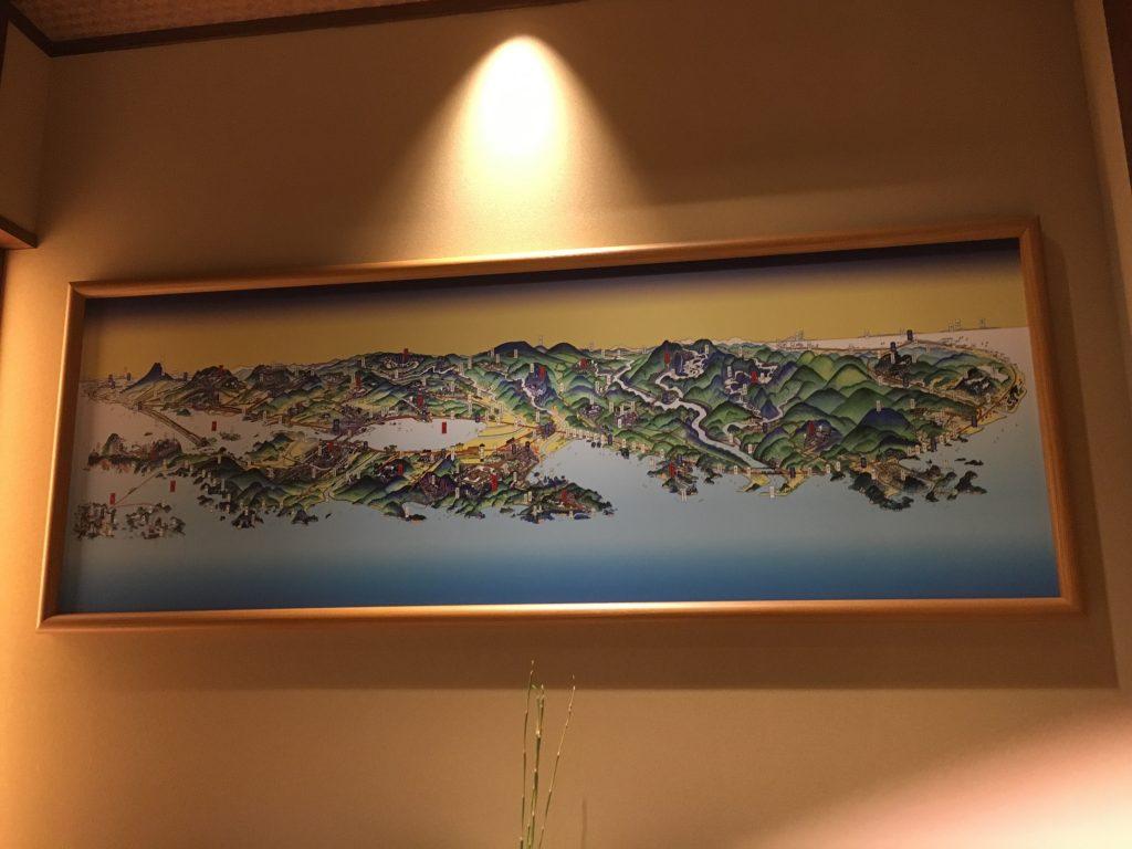 出雲の絵画