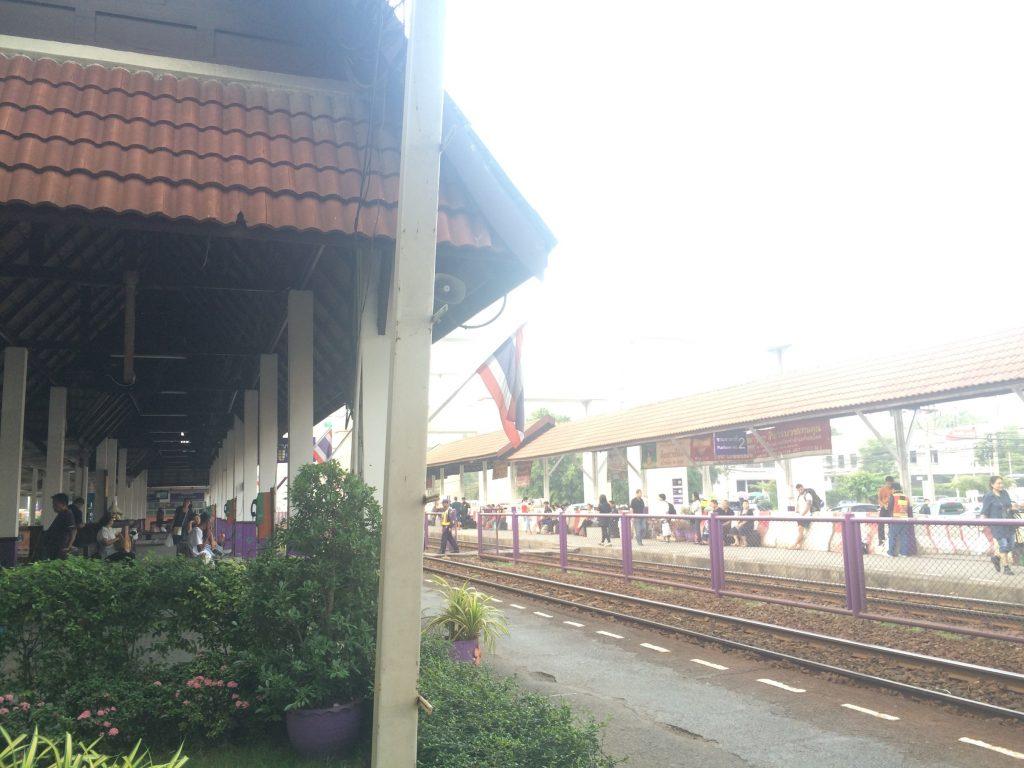ドンムアン駅その2