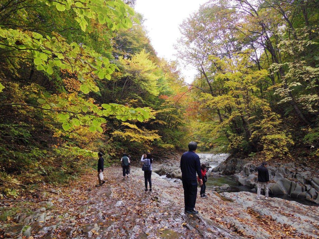 中津川渓谷その3