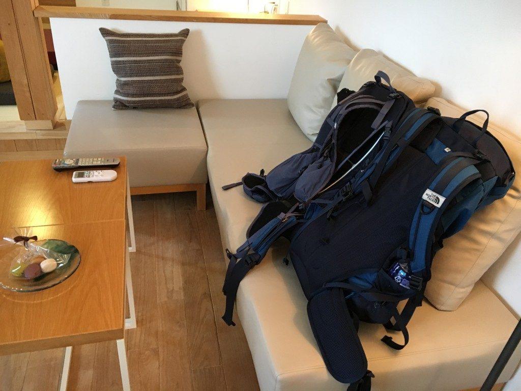 北欧家具のソファー