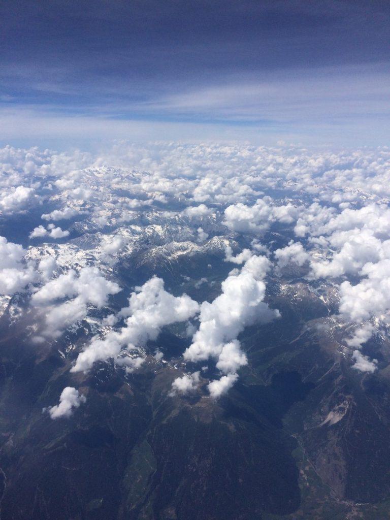 ドロミティ山脈01