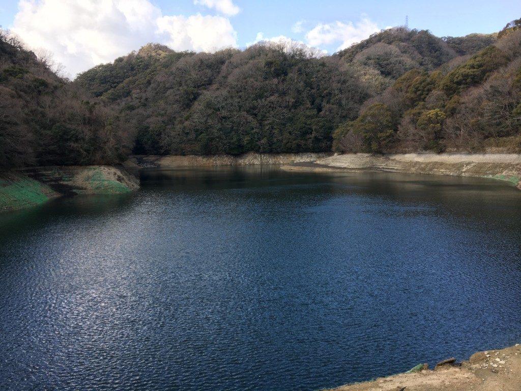 布引貯水池その2