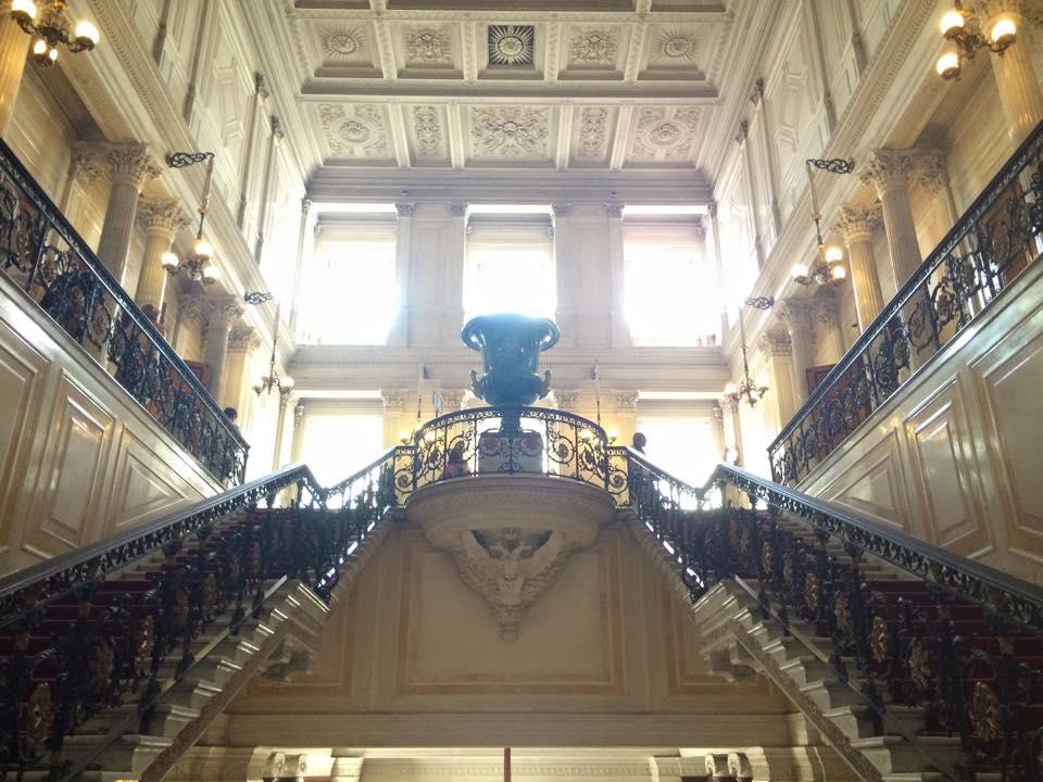 階段と踊り場