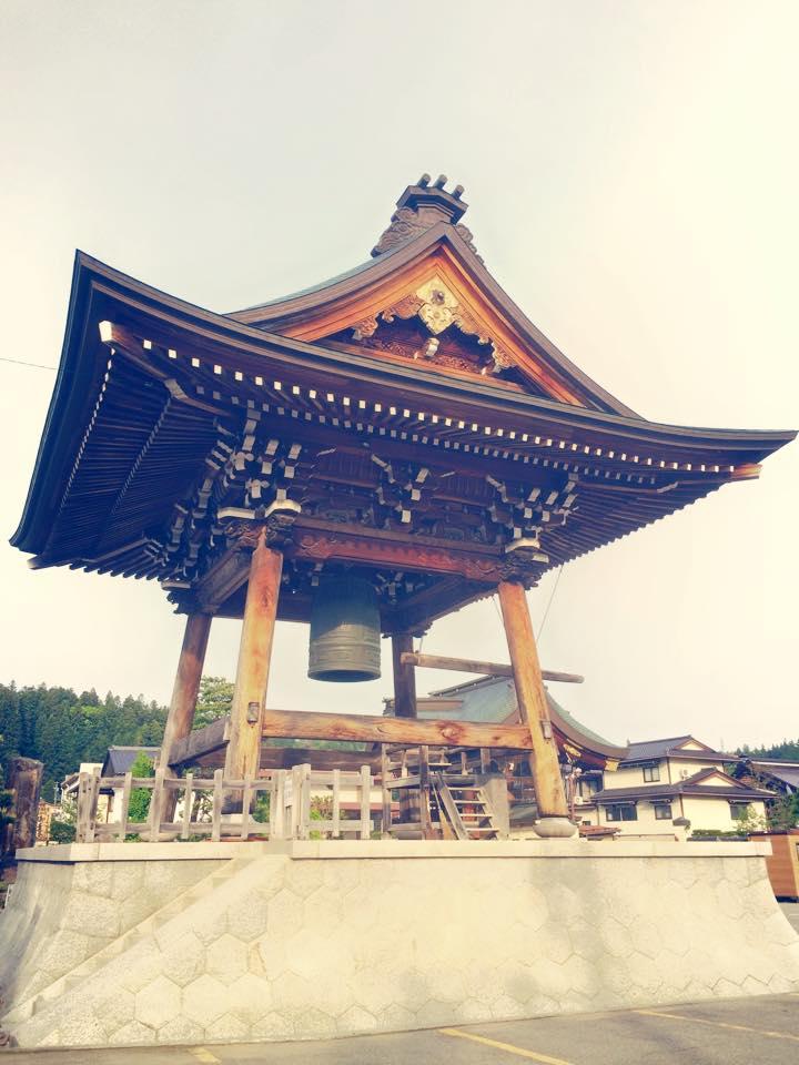 高山別院照蓮寺の鐘