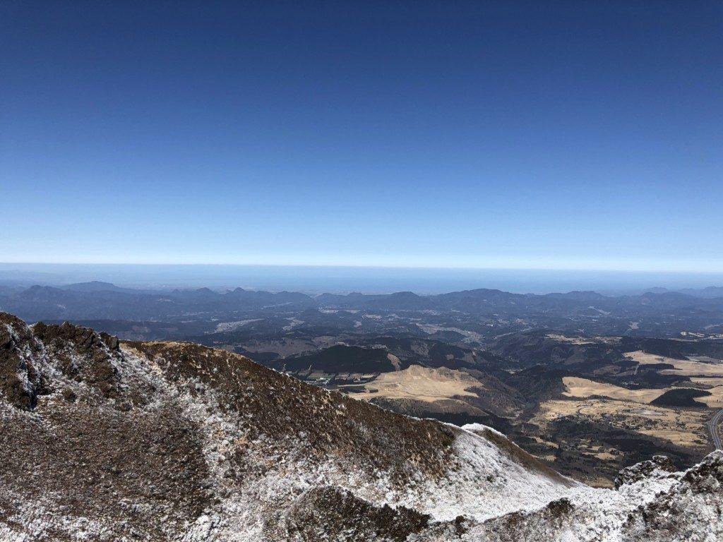 東峰からの眺めその2