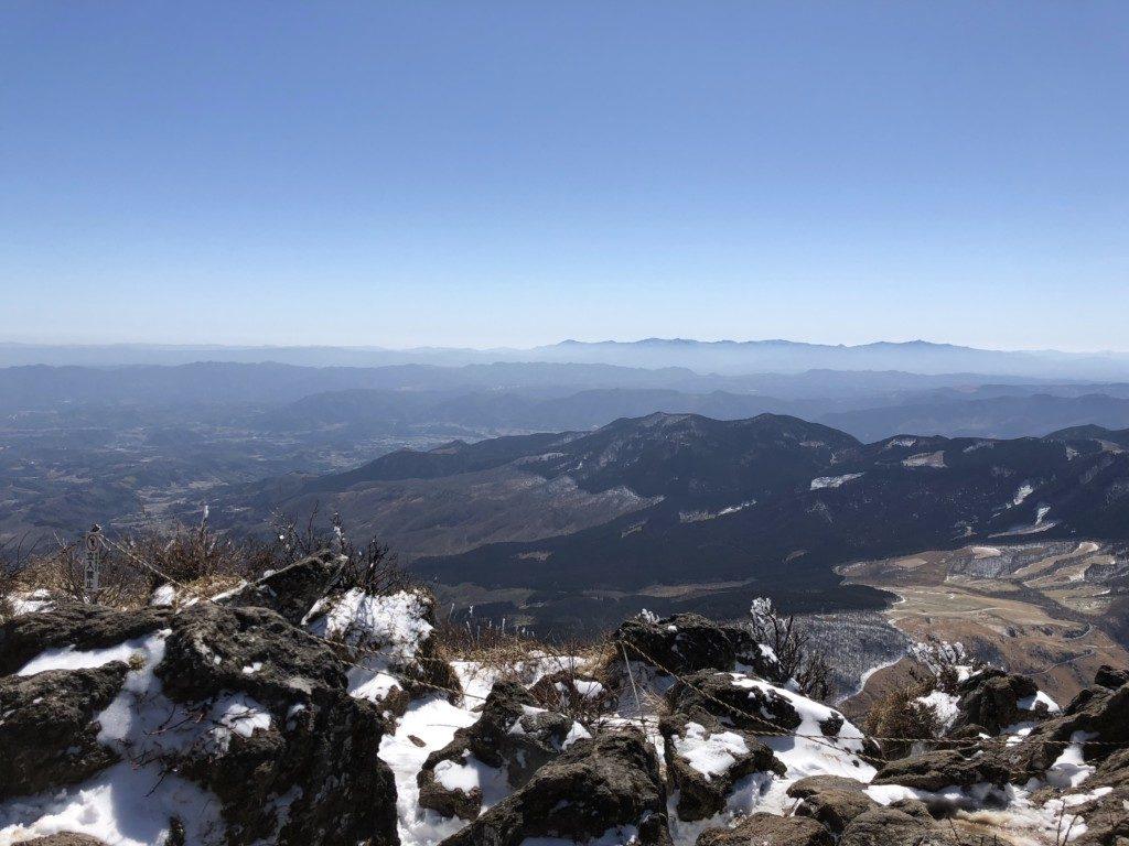東峰山頂からの眺めその3