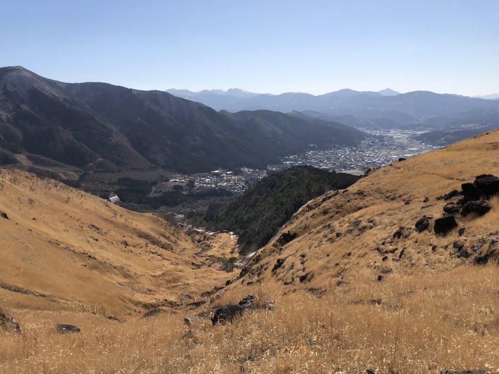西登山口ルートその4