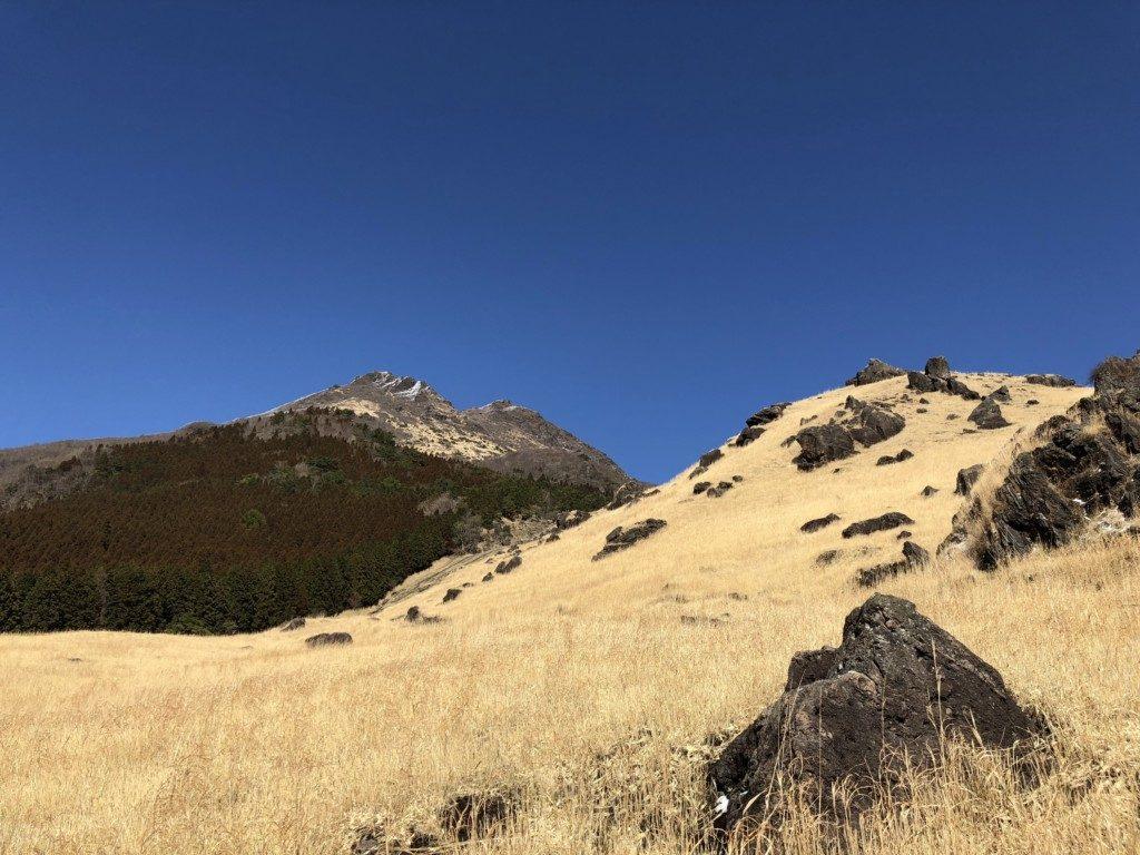 西登山口ルートその7