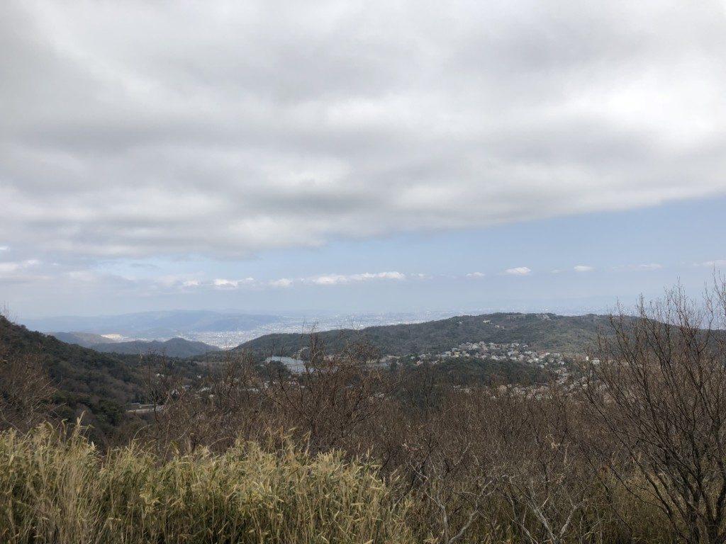東おたふく山からの眺望