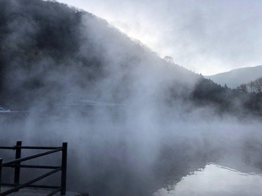 金鱗湖湖畔その2