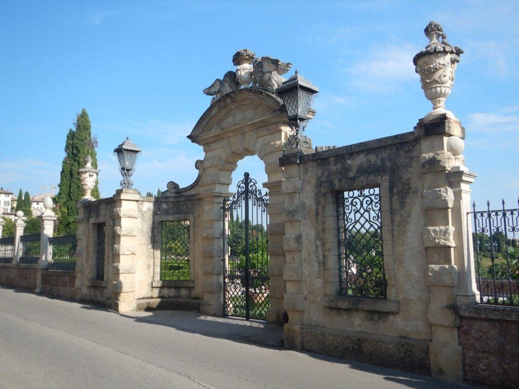 お城と庭園