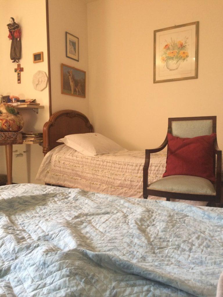 ヴィチェンツァで泊まったお部屋