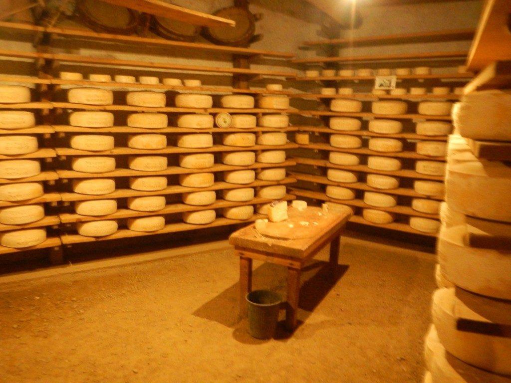 西洋の食料貯蔵庫