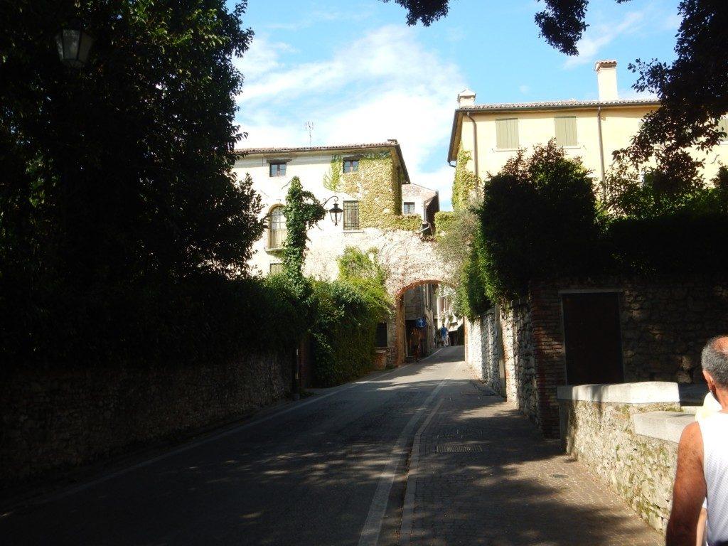 城下町の入り口