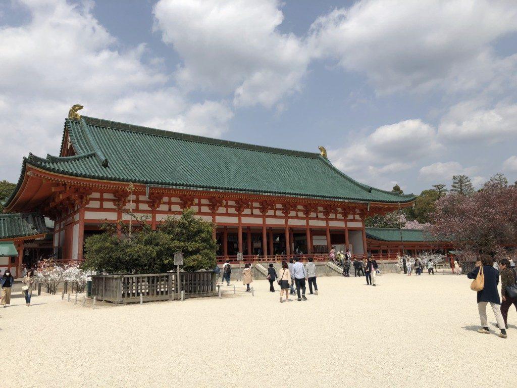 平安神宮本社