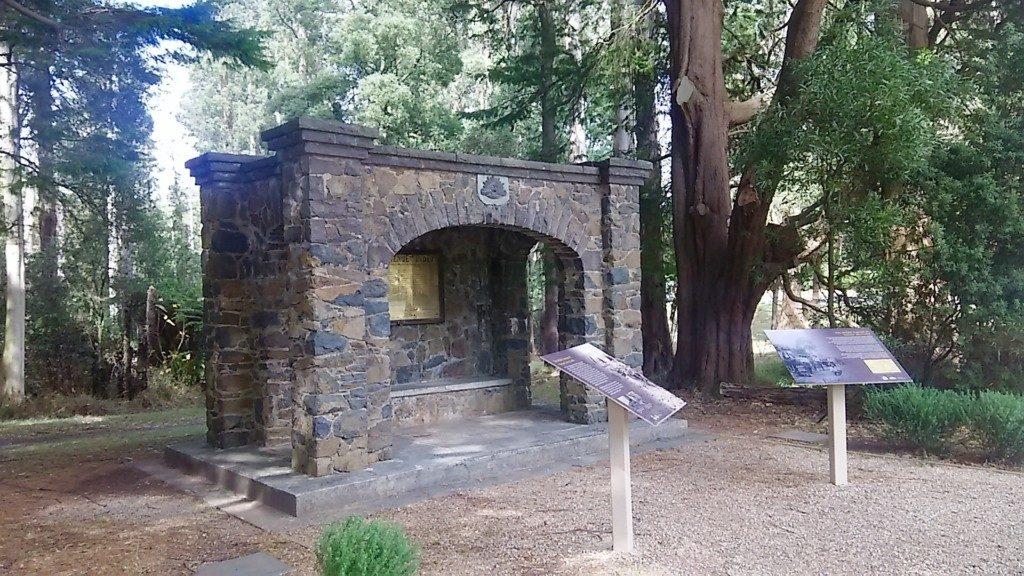 アルフレッド・ニコラス・メモリアル・ガーデン(Alfred Nicholas Memorial Garden)