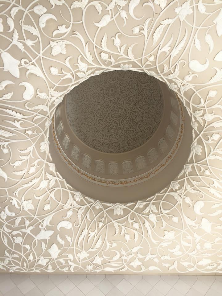 天井の装飾