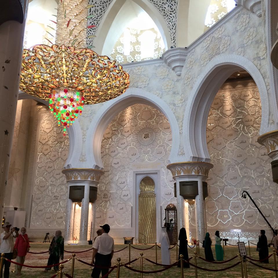 女人禁制モスク