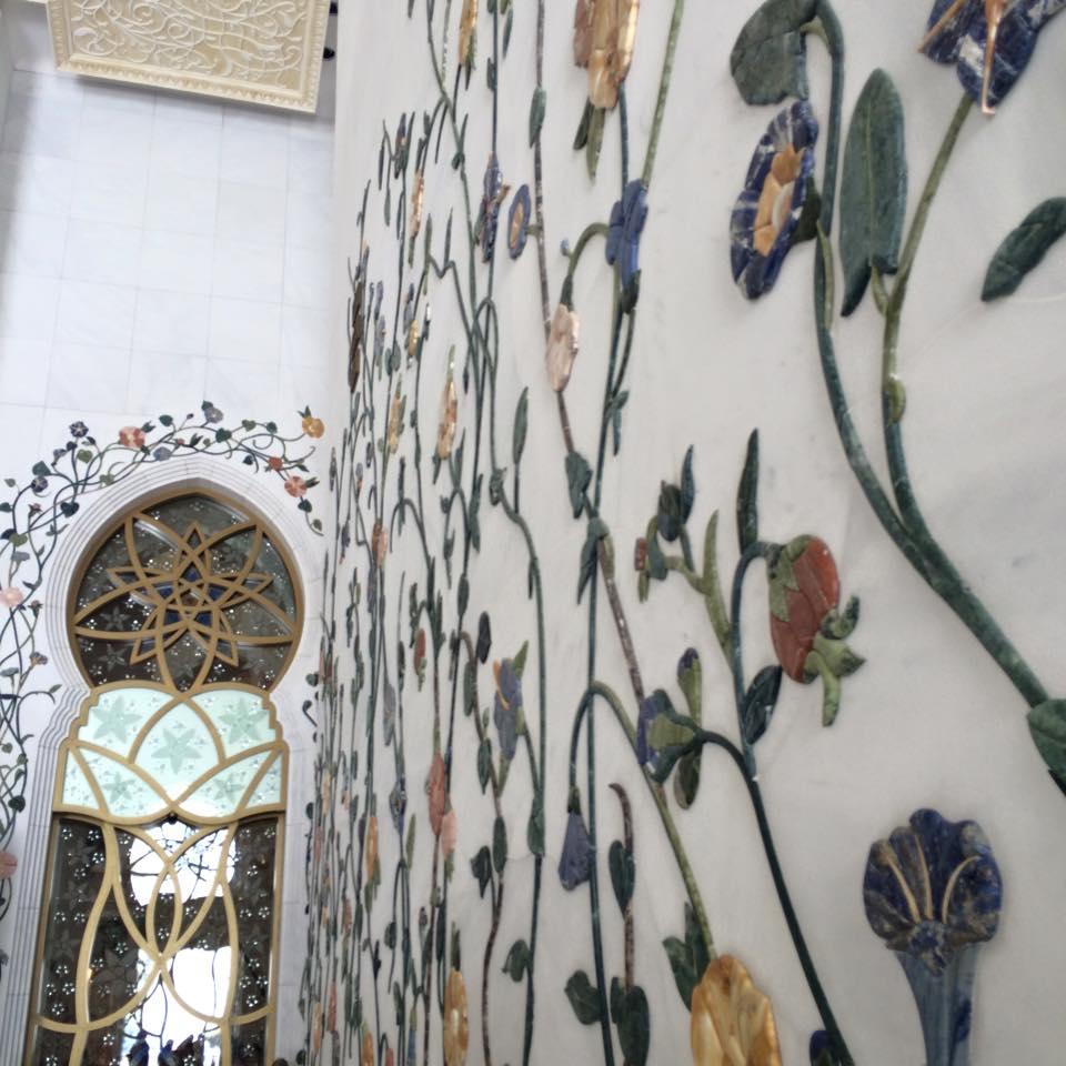 壁の装飾その2
