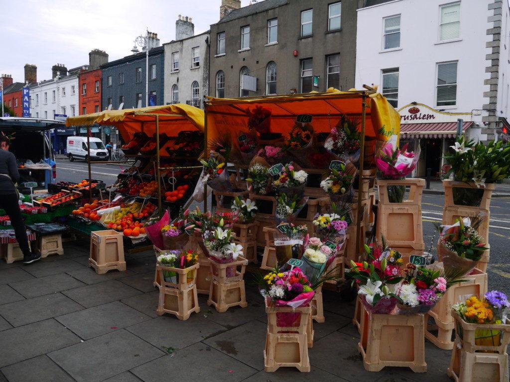 アイルランドの街並