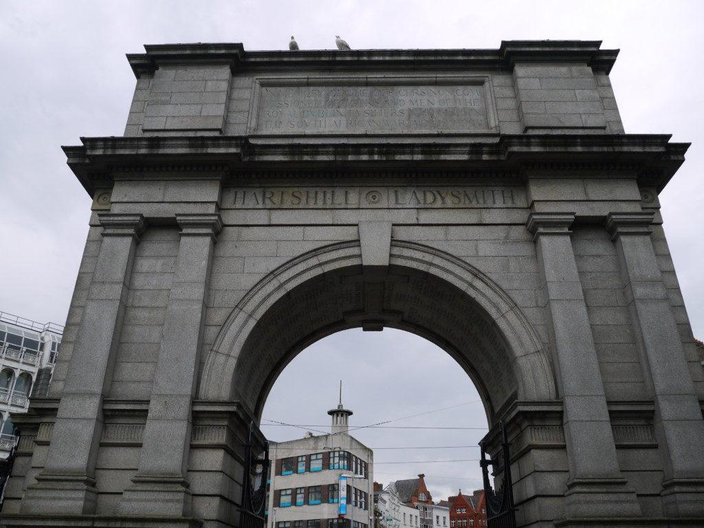 セント・スティーブンス・グリーンの門